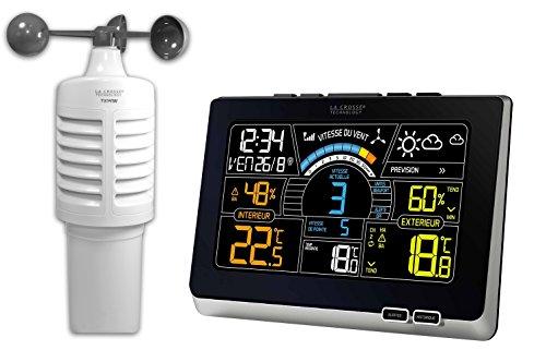 La Crosse Technology WS6860WHI-SIL - Estación meteorológica