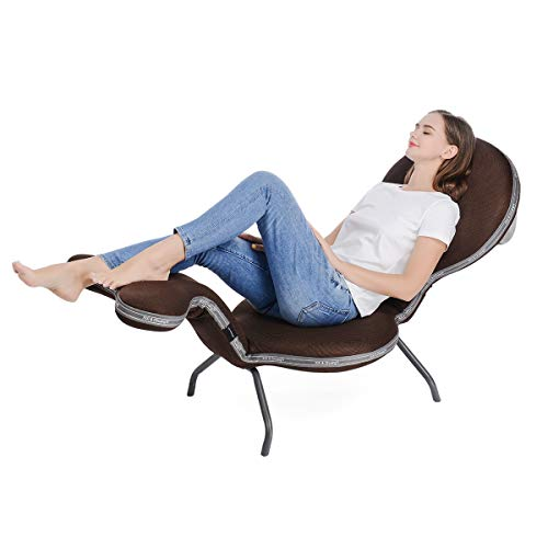 XiXi&Chuangyi Chaise Lounge Chair Lazy Chair Couch Sofa Folding Adjustable...