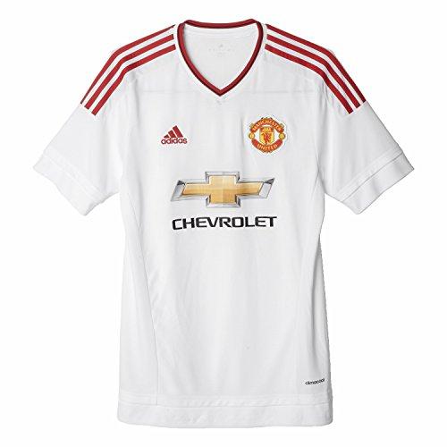 2ª Equipación - Manchester United 2015/2016 - Camiseta oficial adidas, talla XL