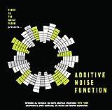 Additive Noise Function: Formative Uk, E
