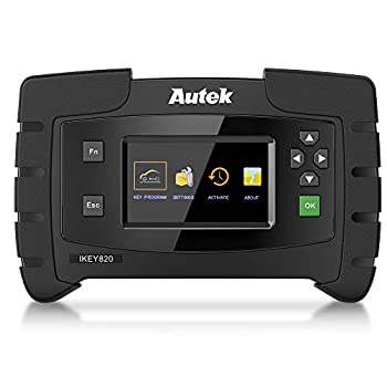 Autek IKey820 Auto Programmer Professional Pin Code Reader All Key Lost Programming