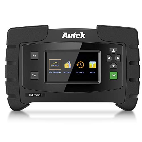 Best Price Autek IKey820 Auto Programmer Professional Pin Code Reader All Key Lost Programming