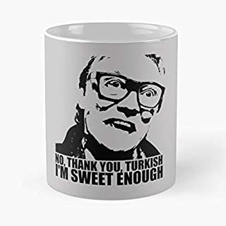 Best 11 oz Ceramic Coffee Mug Gift Road House Roadhouse Double Deuce 80S Vintage Classic 1989 Patrick