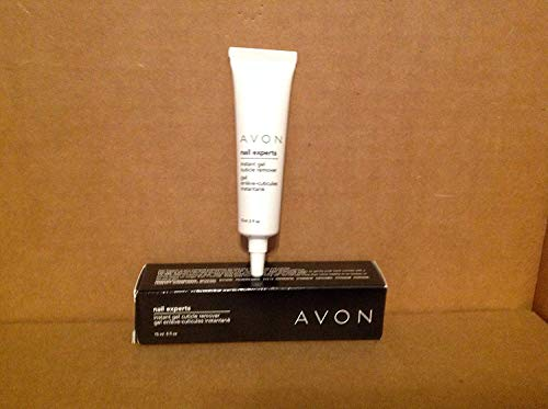 Avon Nail Experts Instant Gel Cuticle Remover