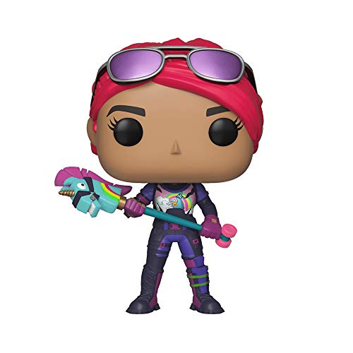 Funko Pop: Fortnite: Brite Bomber, Multicolor (36721