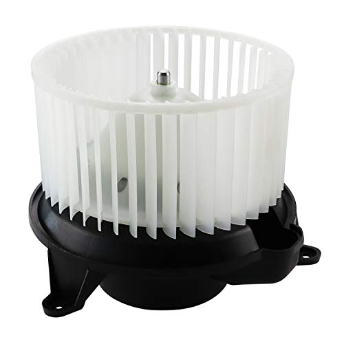 HVAC Blower Motor Assembly 700101 88986838 Heater Blower Motor with Fan Cage for Cadillac Escalade/Chevrolet Avalanche/GMC Sierra/Chevy Silverado/Hummer H2
