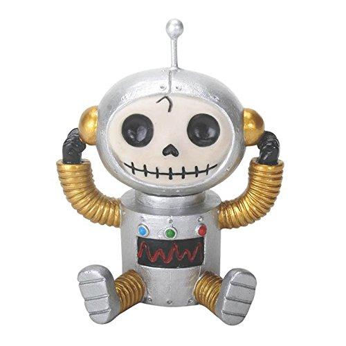 SUMMIT COLLECTION Furrybones Gadget Signature Skeleton in Robot Costume