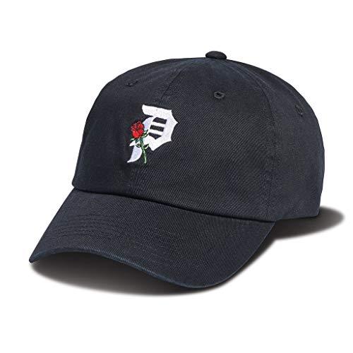 Primitive Men's Rosebud Snapback Dad Hat Black