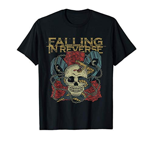 Falling In Reverse - Official Merchandise - The Death T-Shirt