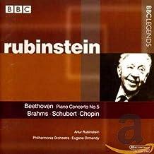 Beethoven/Brahms/Schubert