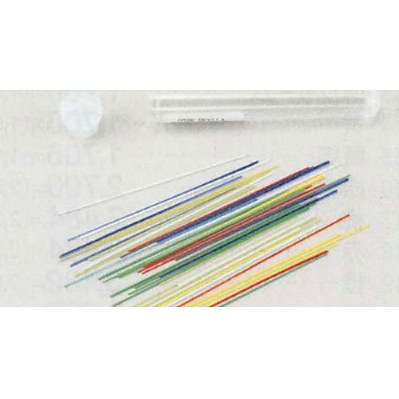 髄解放する成長ベネチアンガラス スレット 混色 5g B15-6280