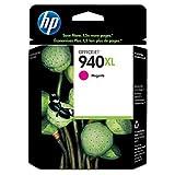 1x Cartouche d'encre pour Imprimante HP Officejet PRO 8500 Wireless - Magenta- Haute Capacité
