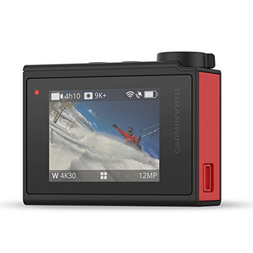 Garmin VIRB Ultra 30 Actionkamera – 4K-HD-Aufnahmen – Sprachsteuerung - 2