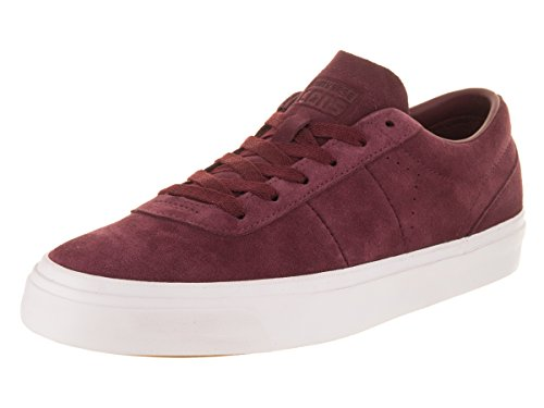 Converse Unisex Adults Skate ONE Star CC PRO OX Suede Fitness Shoes Red DEEP BordeauxDEEP Bordeaux 625 85 UK