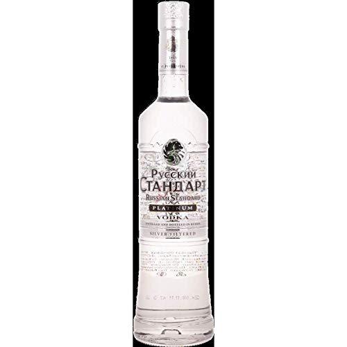 Russian Standard PLATINUM Vodka 40,00% 0,70 Liter
