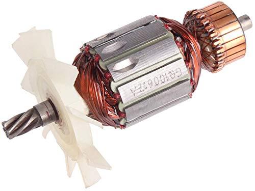 Rotor Armadura HILTI TE14, TE15, TE18M, TE 14, TE 15, TE 18