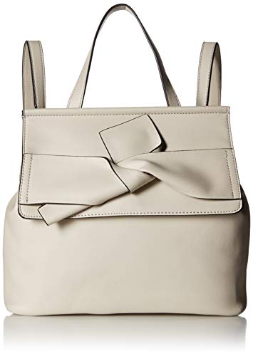 Circus by Sam Edelman Casey Bow Convertible Flap Backpack, Cement