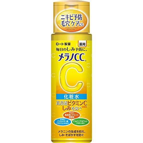 メラノCC 薬用しみ対策 美白化粧水 170ミリリットル (x 1)