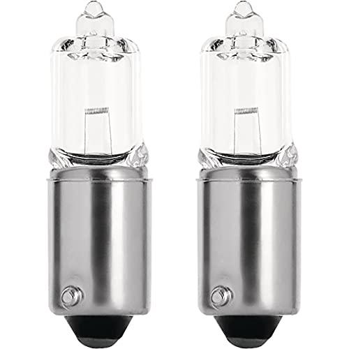 Formula 1 H6W 12V Signallampe SL 115 Auto Lampen Halogen-Signallampen 12V, 6W, für Auto, PKW, 2er Blister