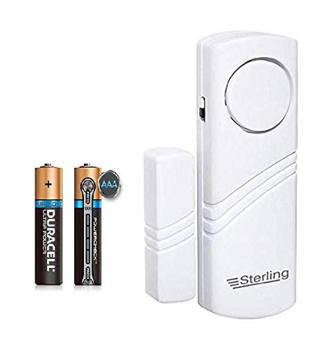 Alzheimers Care Alarm Dementia Memory Wirelss Door Cupboard Window Kitchen Hazardous Danger Security Elderly Disability Disabled Altziemers Alzheimers Alarm by Wireless Alarm