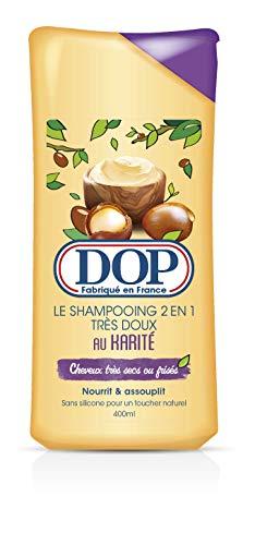 Dop DOP Shampooing Très Doux 2-en-1 au Karité 400 ml
