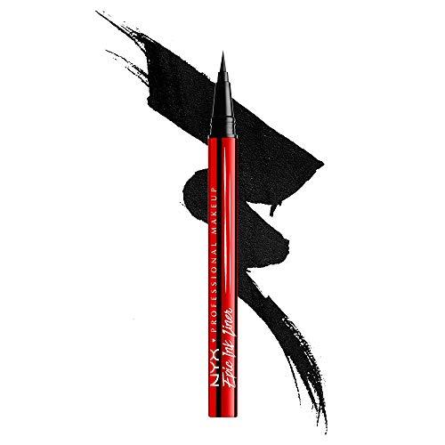 NYX PROFESSIONAL MAKEUP Epic Ink Liner, Lunar New Year Edition, Waterproof Liquid Eyeliner - Black