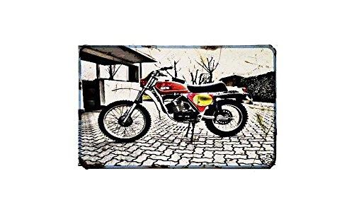 Dkw 175Cc motorfiets A4 bord Aluminium Metaal Retro Bike