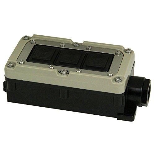 春日電機 操作用押ボタン開閉器 強力防雨形 WBST223