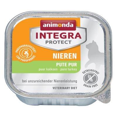 Animonda Cat Integra Protect Niere mit Pute 24 x 100g