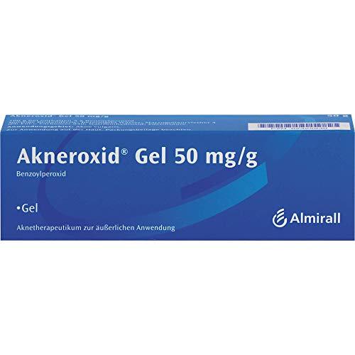 Akneroxid Gel 50 mg/g Aknetherapeutikum, 50 g Gel