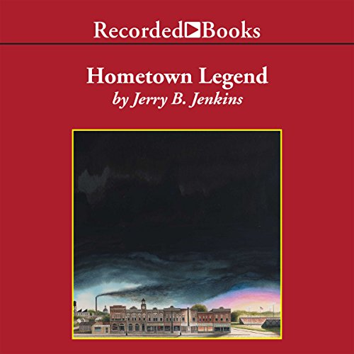 Hometown Legend audiobook cover art