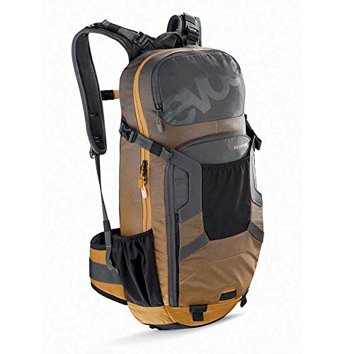Evoc FR Enduro - Mochila protectora 16L, M L, gris carbono loam - 100107122-M L
