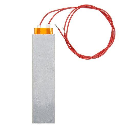 BliliDIY Pieza De Repuesto del Elemento Calefactor De La Incubadora De 110V 80W para La Incubadora De Huevos 48/56