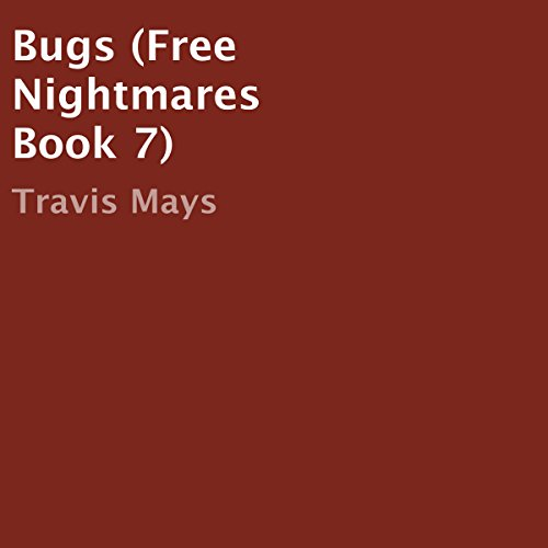 Bugs audiobook cover art