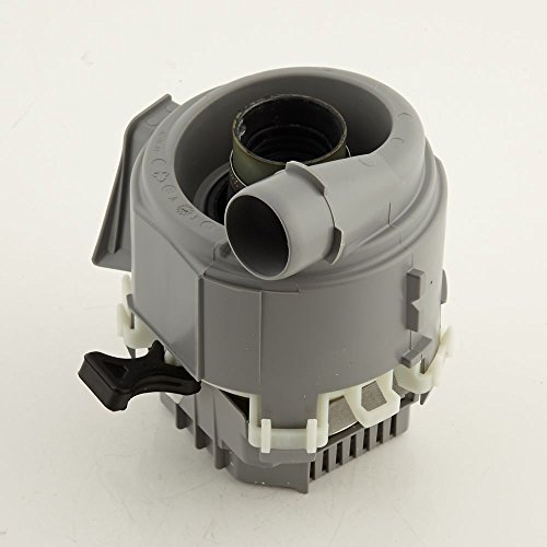 BOSCH 00753351 Dishwasher Circulation Pump with Heater Genuine Original Equipment Manufacturer (OEM) Part