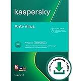 Kaspersky Anti-Virus 2021 | 1 PC | 1 Anno | PC | Codice...