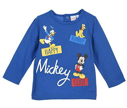 Mickey Mouse Baby jongen T Shirt Met Lange Mouwen
