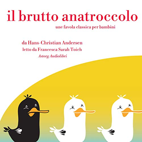 Il brutto anatroccolo audiobook cover art
