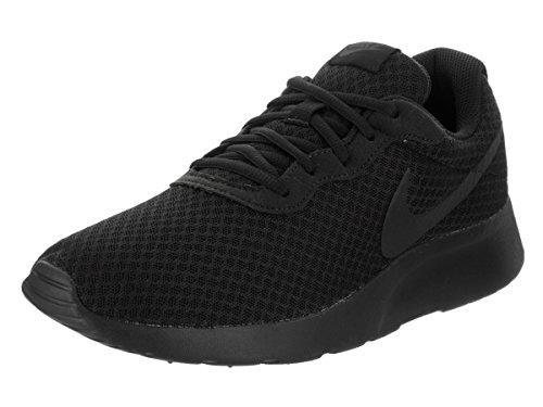 Nike Tanjun, Scarpe da Ginnastica Basse Uomo, Black 001 Black, 44 EU