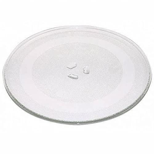 SpareHome Plato Universal para microondas diametro 245mm