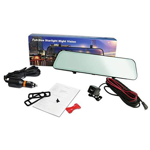 Ultra Hd 4k Streaming Auto Recorder 12 Zoll Bildschirm Schrumpfen Filmstern Optische Dashcam HS35-4K Dashcam