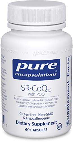 Pure Encapsulations - Sr-Coq10 with Pqq 60 Vcaps