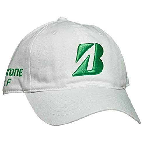 Bridgestone Snedeker Collection Adjustable Golf HAT - Kelly Green