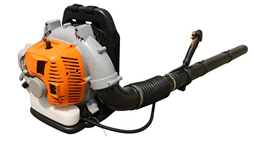 Yard Tuff YTF-52BPB 52CC Backpack Blower, Black