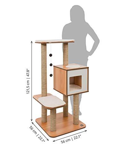 Vesper Katzenmöbel V-High Base - 10