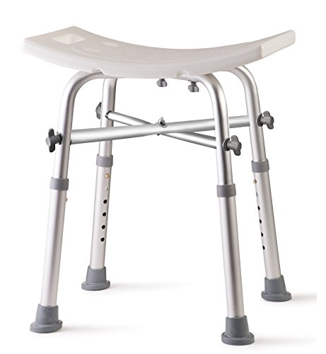 Dr Kay's Adjustable Height Bath and Shower Chair Bench