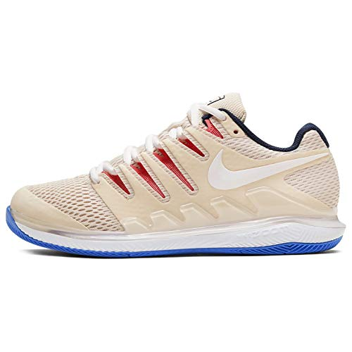 Product Image 1: Nike Womens Air Zoom Vapor X Hc Hard Court Tennis Shoe Aa8027-110 Size 5