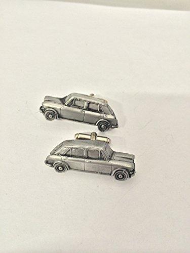 Austin Vanden Plas 1300 Princess 3D-Boutons de manchette Homme-Classique-Bouton de manchette en ref12 effet étain