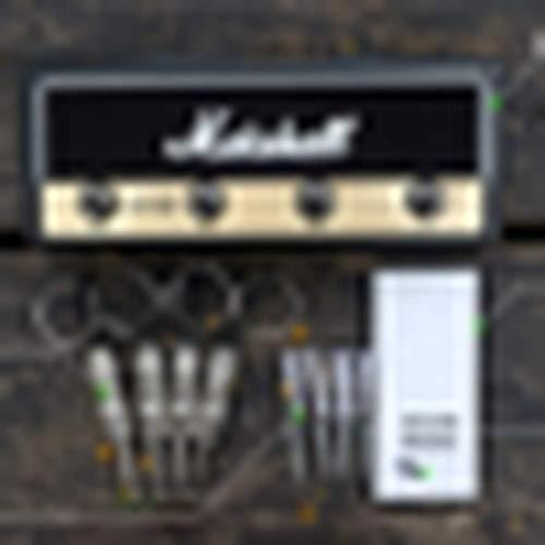 CBSTD Soporte para llaves de guitarra, gancho de pared, soporte para llavero...