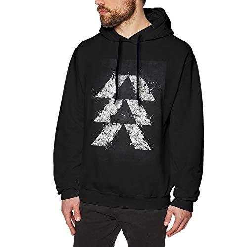 LiYang De-Sti_Ny 2 Herren Pullover 3D Digitaldruck Sweatshirt Mode Hoodie Medium